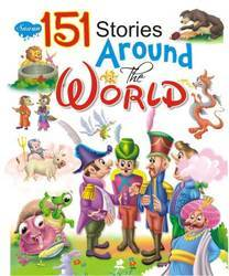 151 Around The World Book