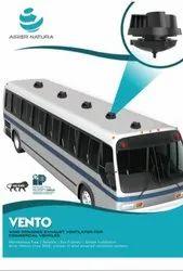 Bus roof hatch Exhaust Ventilator
