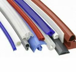 Silicone Extrusion components