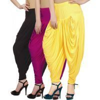 Plain Dhoti Pants