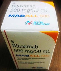 Rituximab 500mg, Packaging Size: Vial