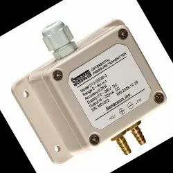 Sensocon USA 212-D020I-3 Differential Pressure Transmitter