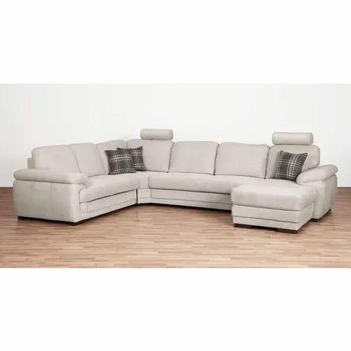 Sofa Set Leather U Shaped Sofa Set Manufacturer From Gurgaon
