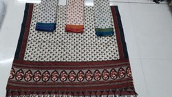 Khadi Cotton Printed Dupatta
