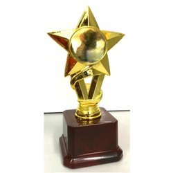 Star Shape Sports Trophy