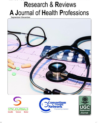 Research & Reviews: A Journal of Health Professions