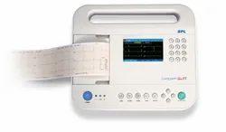 BPL Cardiart Genx 3 Channel ECG Machine