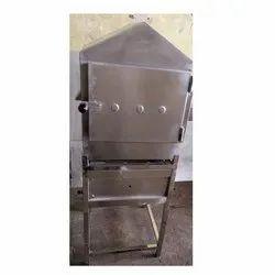 Ss Automatic Idli Making Machine, Capacity: 120 L