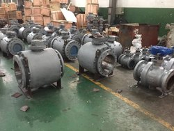 Trunnion Forged Ball Valve