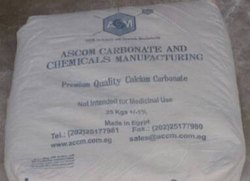 Calcium Carbonates Uncoated