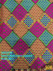 Gamthi Multi Colored Jacquard
