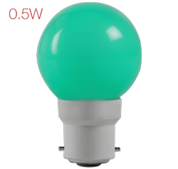 Adore LED 0.5 W Coloured Bulb