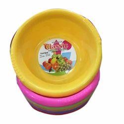 Classic Plastic Fruit Bowl