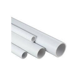 White UPVC Water Pipes, For Plumbing