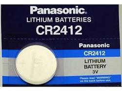 Panasonic CR 2412 Batteries