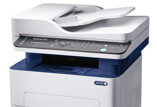 Xerox WorkCentre 3225 Monochrome A4 Multifunction Device, Model Number: Wc3225, Memory Size: 256 Mb