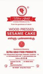 ULTRA GOLD WOOD PRESSED SESAME CAKES, For Agriculture, Packaging Type: 60kg Bag