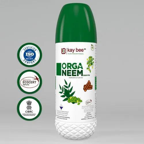 Orga Neem 50000 PPM Organic Insecticide Organic Pesticides,Azadirachtin Pesticide