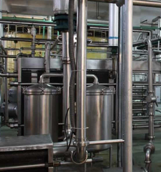 Automatic SMP WMP Dairy Whitener Plants, Capacity: 500 litres/hr