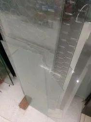 Glass for window