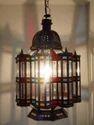 Colourful Moluidut Large Lamp