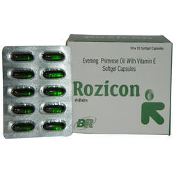 Rozicon Soft Gel Caps