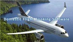 Domestic Flight Booking Software