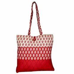 Printed Cotton Bag