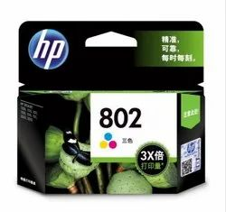 Hp 802 Tri-Color Original Ink Cartridge (CH564ZZ)