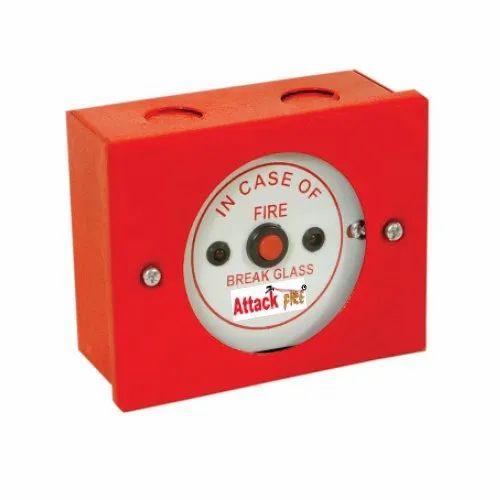 24 Volt Dc Manual Call Point