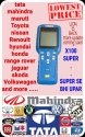 X100 Super Maruti Mahindra All Cars Key Programmer