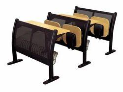 School Furniture Desk Space Saving