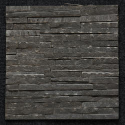 Black Slate Wall Cladding