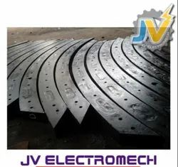 JVEM Bimetallic Segments For 500-100-75-50 TPD Kiln