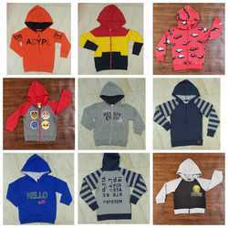 Kids Loop Knit Hoods