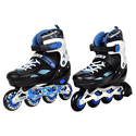 Aluminium Chassis Inline Skate With Adjustable Length