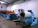 Color Coated Roofing Sheet Machine