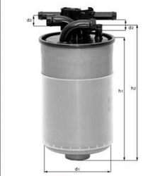 Audi Fuel Filter KL 154
