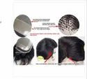 9x6 Inch Human Hair Front Lace