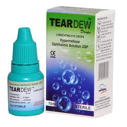 Hydroxypropyl Methyl Cellulose Eye Drop 0.3% & 0.5%