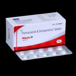 Pantoprazole 40mg & Domperidone 10mg Tablets