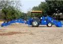 Tractor Backhoe Loader