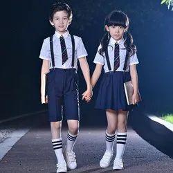 Summer Kids School Uniforms