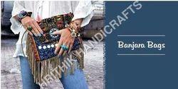 Blue Banjara Bag