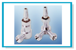 SS Valve Adapter - Pipe Line Adapter