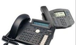 Black USB VoIP Phone