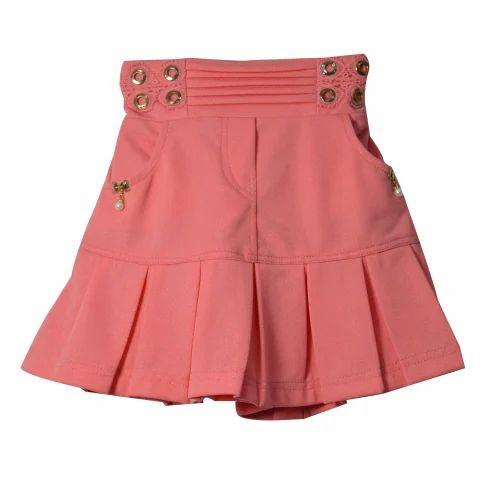 Kids Long Skirt, Bachchon Ki Skirt, Children Skirts, किड्स ...