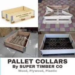 Pallet Collar (Pine Wood, Ply Wood and Plastic)