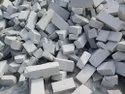 Solid Autoclaved Aerated Concrete Aac Broken Blocks, Compressive Strength: Greater Than 3 Mpa