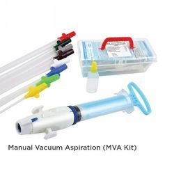 MVA Kits Double Pinch Valve (Manual Vacuum Aspiration Kit)